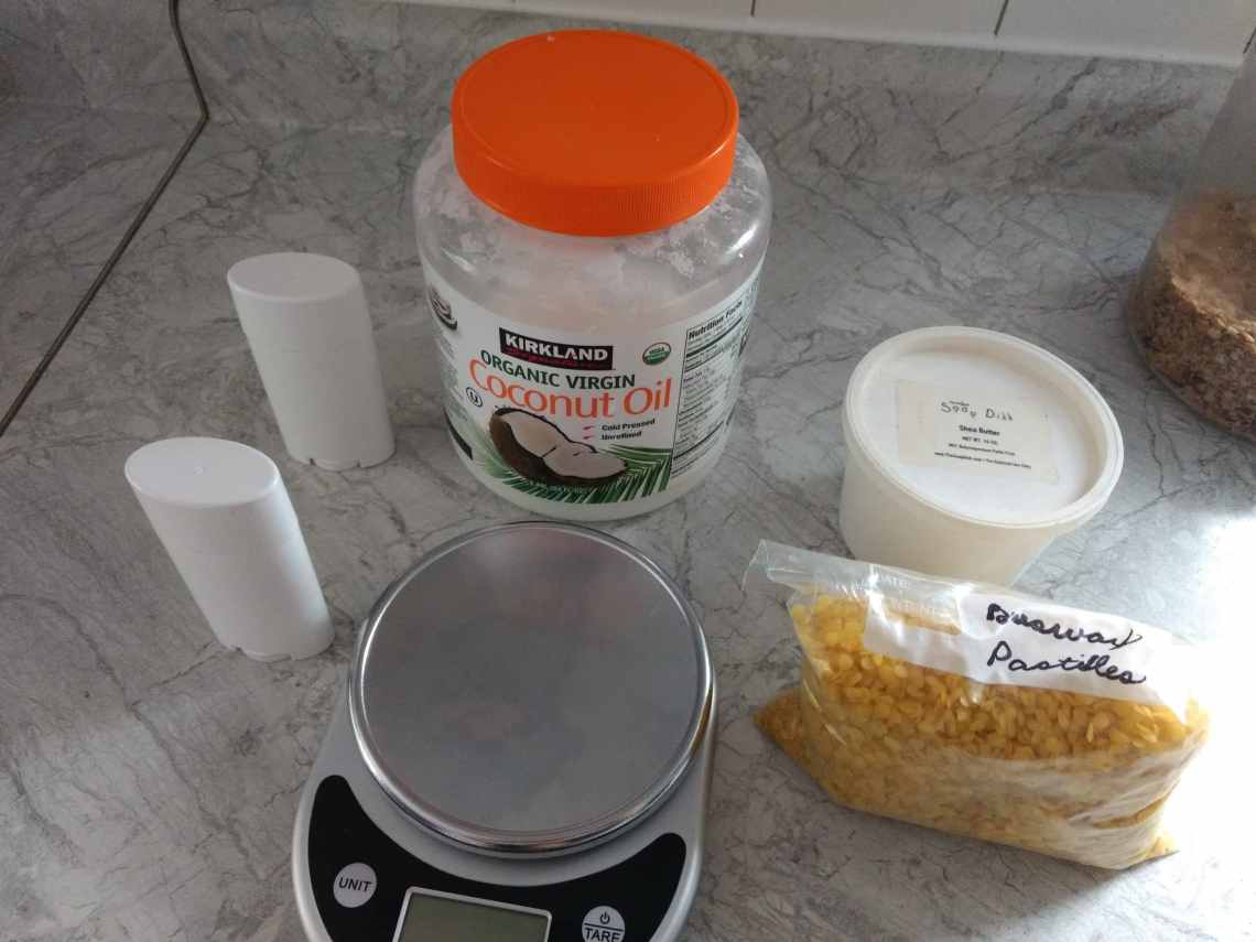 Lotion Ingredients