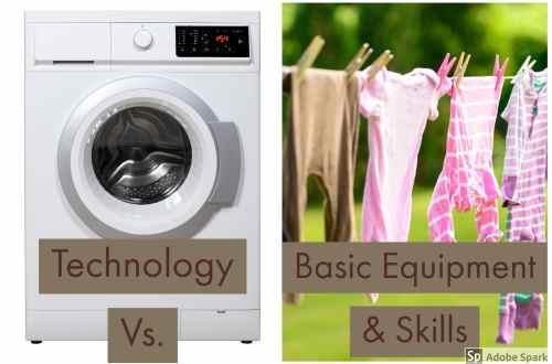 skills vs technology
