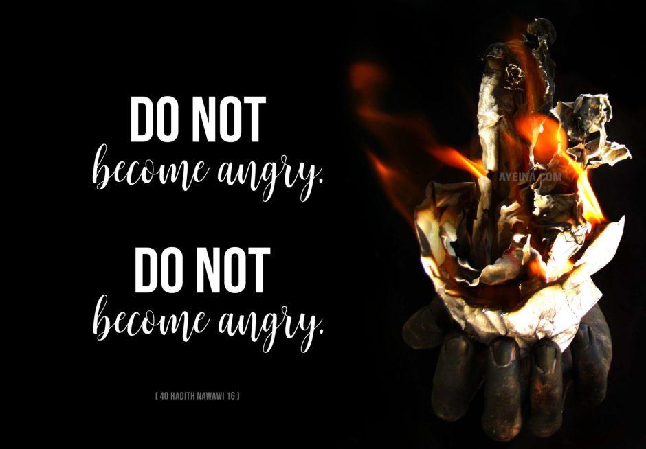 Anger Management through Qur'an and Sunnah