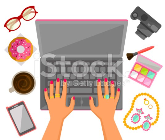 stock-illustration-78428831-female-hands-on-a-laptop
