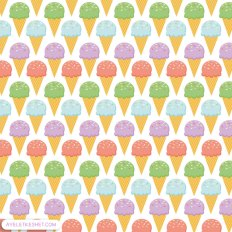 free summer printables - pattern paper 3