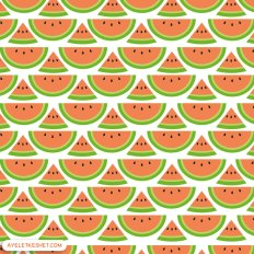 free summer printables - pattern paper 1