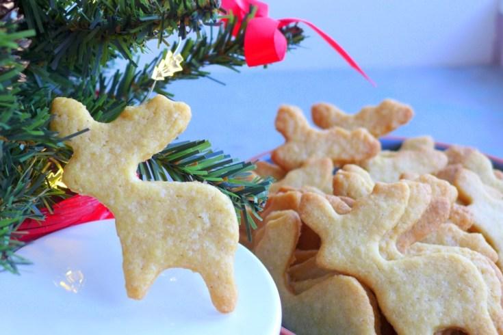 Christmas cookies (Sables)
