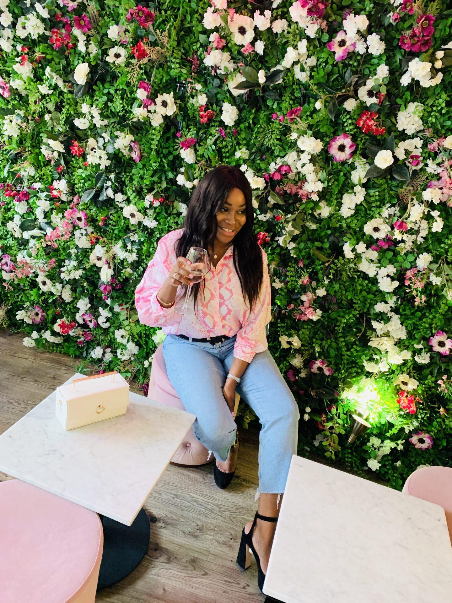 Ayesha Amato Mum a Porter Bocca Social