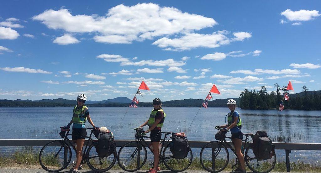 Odyssey, campers, summer camp, biking, cycling, Michigan