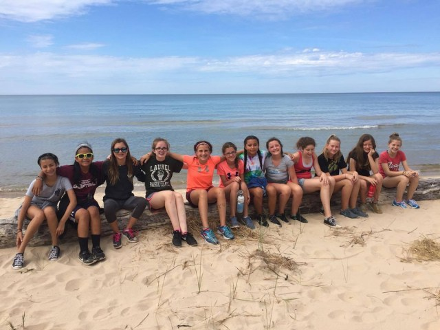 Foresters on the Beach 2016