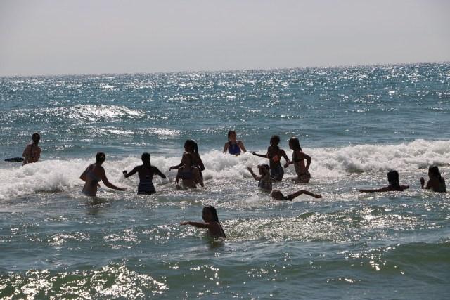 Miniwanca, Summer Camp, Lake Michigan, campers, Michigan summer camp