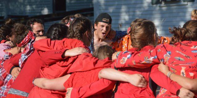 Merrowvista Voyageur Campers Embrace