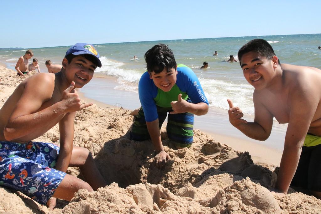 Lake Michigan, Miniwanca, Boys Camp, Well Site