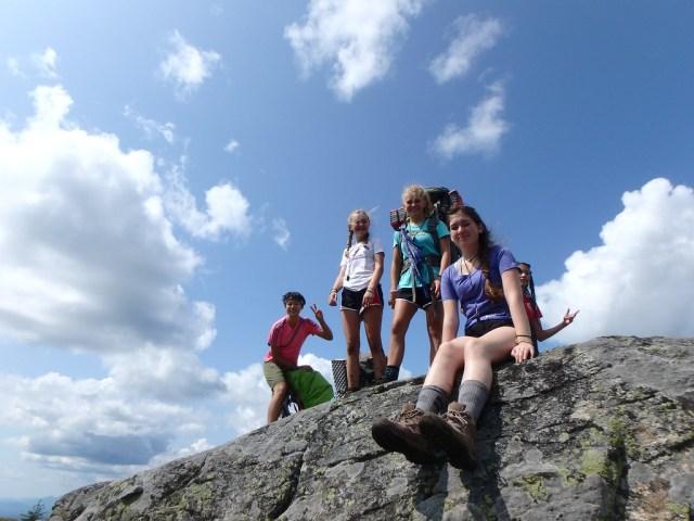 Group Climbing Rock 2019