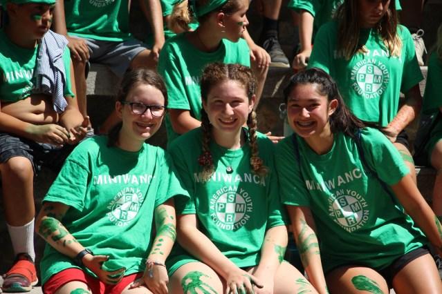 Four Fold Tournament, Girls Camp, Miniwanca