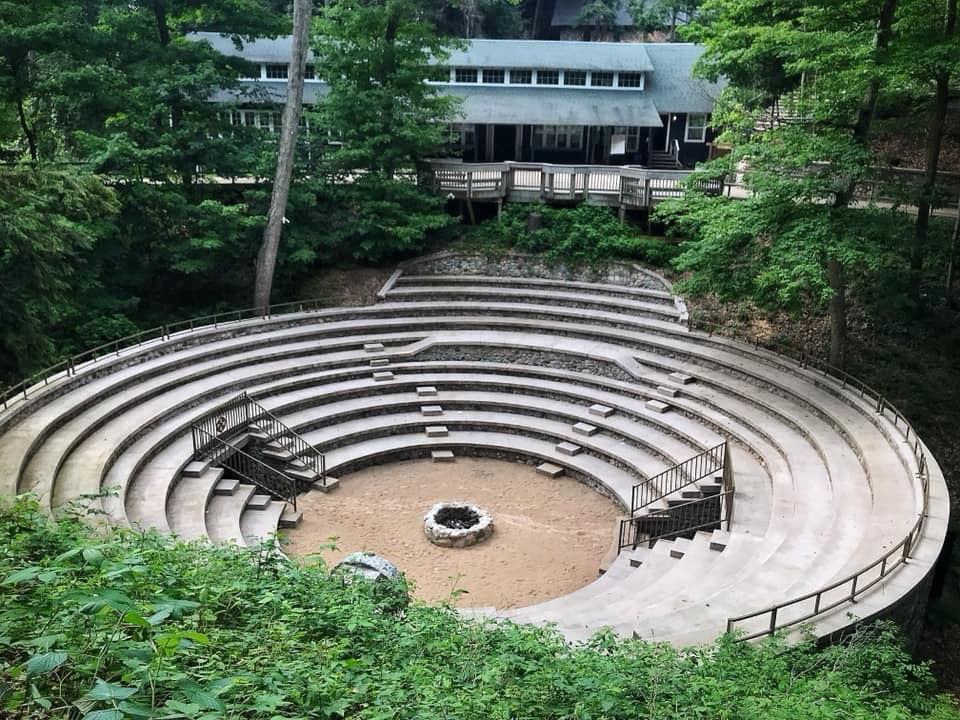 Miniwanca Council Circle