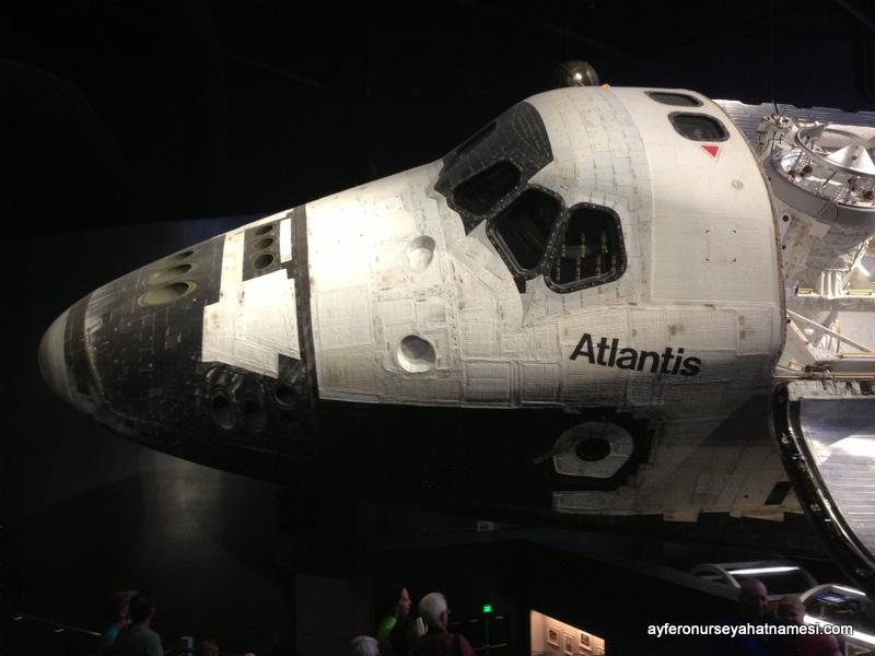 Atlantis - Kennedy Space Center