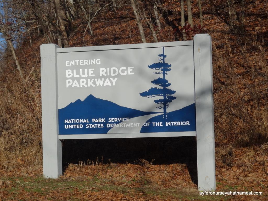 Blue ridge Parkway - 1