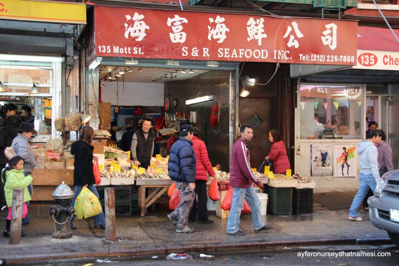 Chinatown - NYC