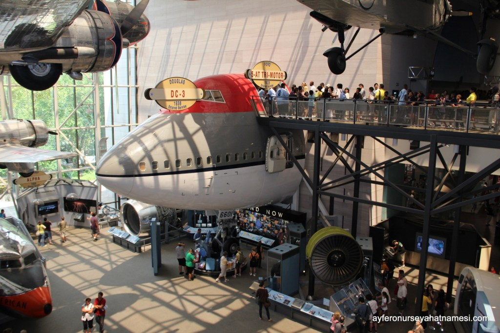 National Air and Space Museum - Washington DC