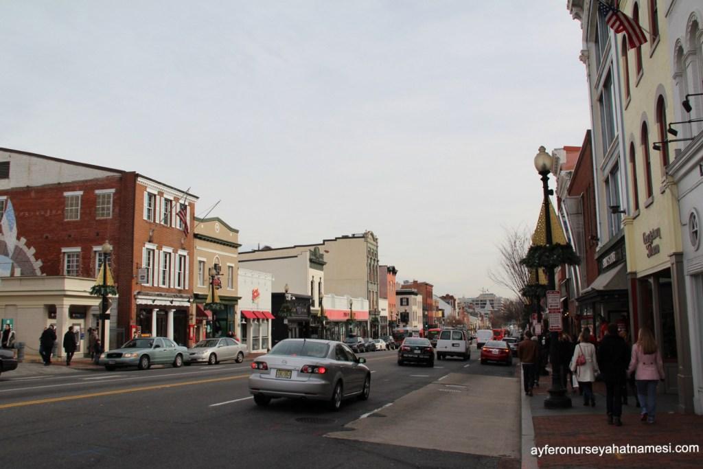 Wisconsin Avenue - Georgetown