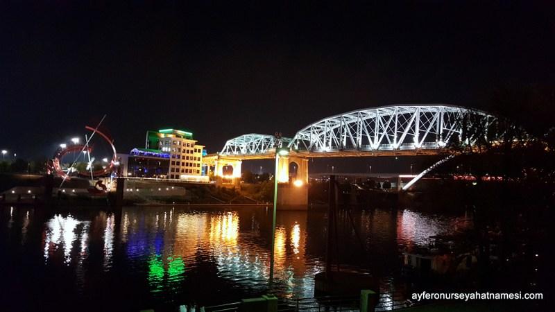 Cumberland Nehri - Nashville
