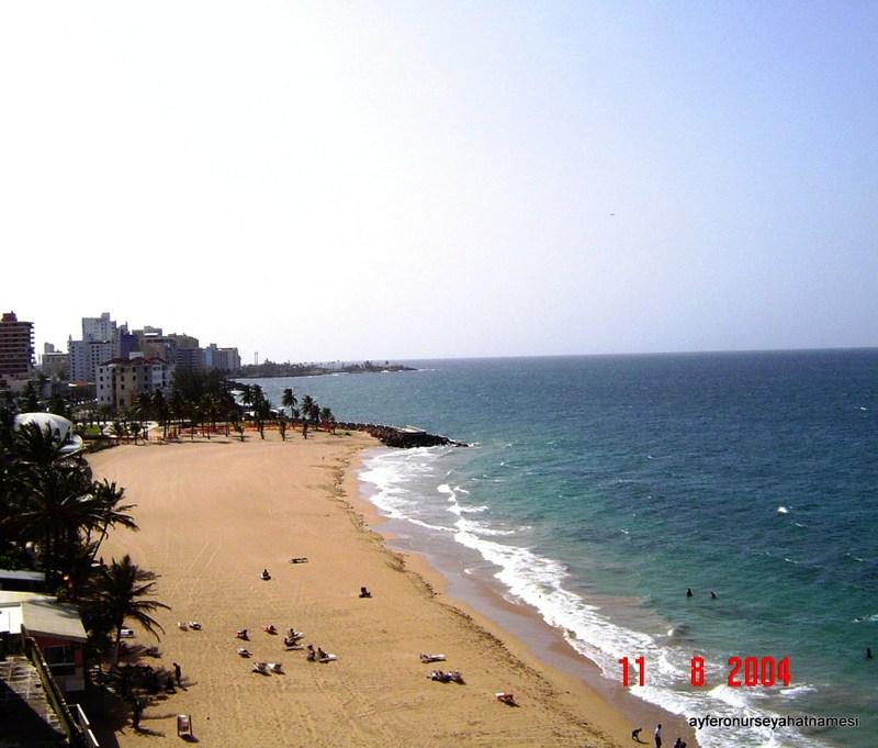 Condado Beach - Porto Riko