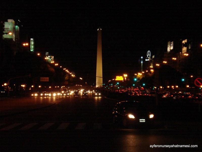 Buenos Aires gecesi