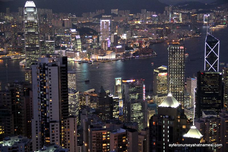 Hong Kong Adası-Victoria Tepesinden-004