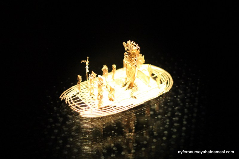 Altın Müzesi (Museo del Oro)