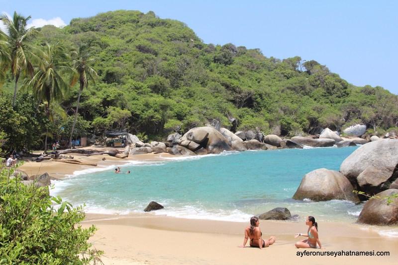 La Piscina Plajı - Tayrona Milli Parkı