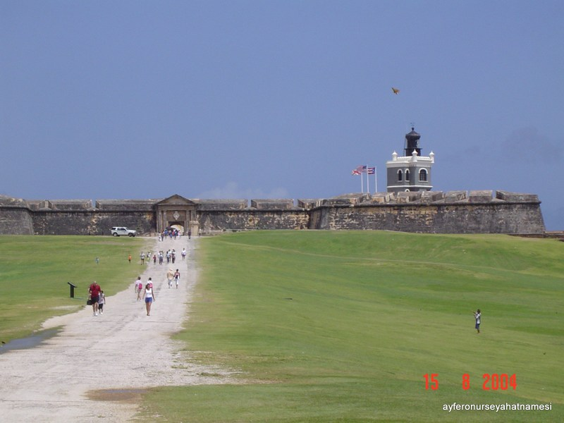 San Juan Morro Castle