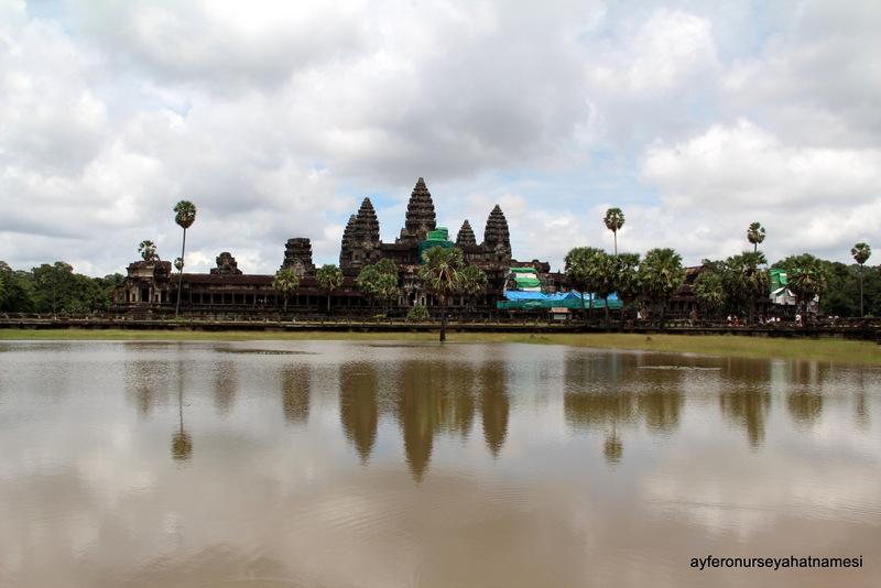 Angkor Wat, Siem Reap - Kamboçya
