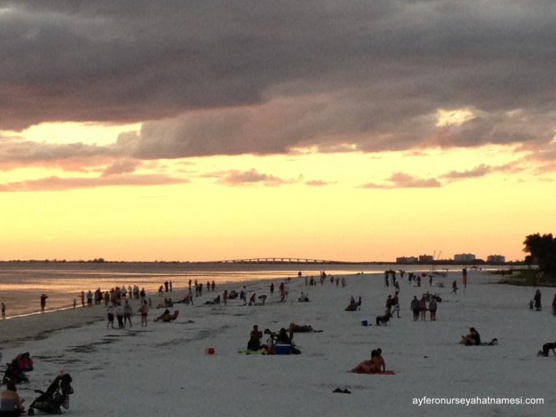 Fort Myers Plajı
