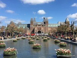 I Amsterdam - Hollanda