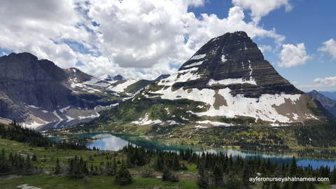 Hidden Lake - Glacier National Park