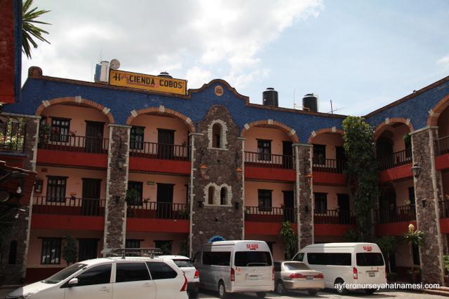 Hacienda de cobos