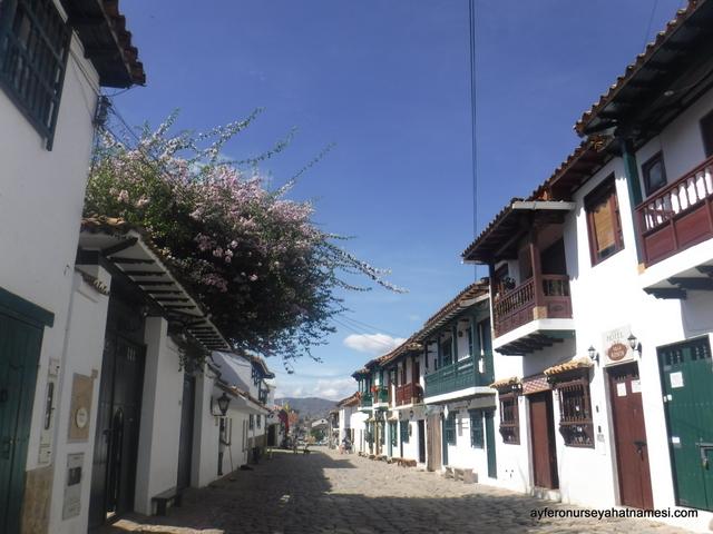 Villa de Leyva - Kolombiya