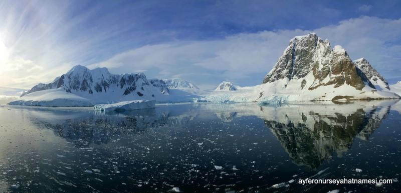 Antarktika Turu Öncesi