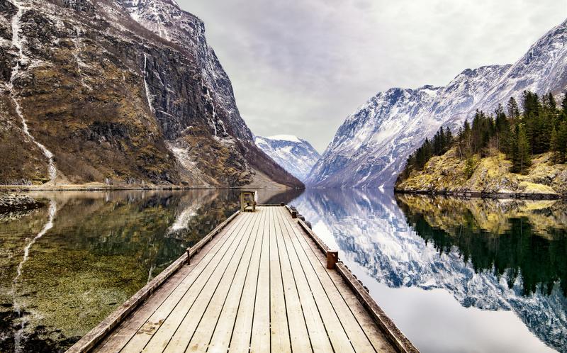 Avrupa Rüyası -Kuzey Avrupa Turu, Norveç Fiyortları