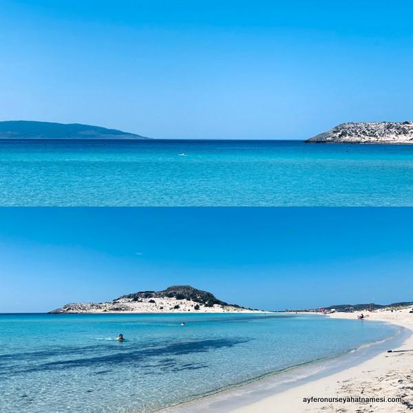 Simos Plajı - Elafonisos
