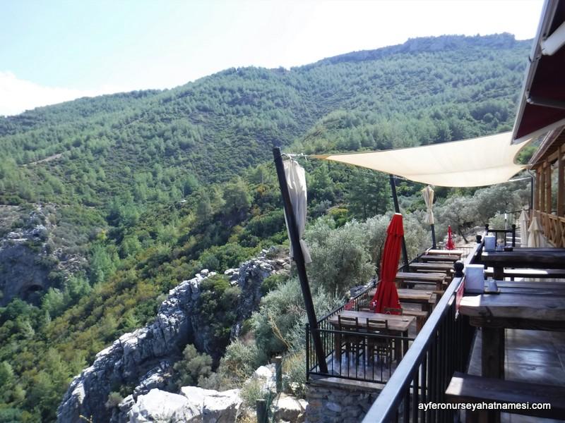 Gökçeler Kanyon Teras Kafe