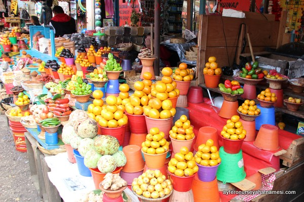 San Cristobal de las Casas pazarı
