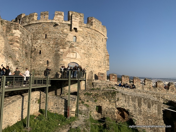 Trigoniou Kulesi - Selanik