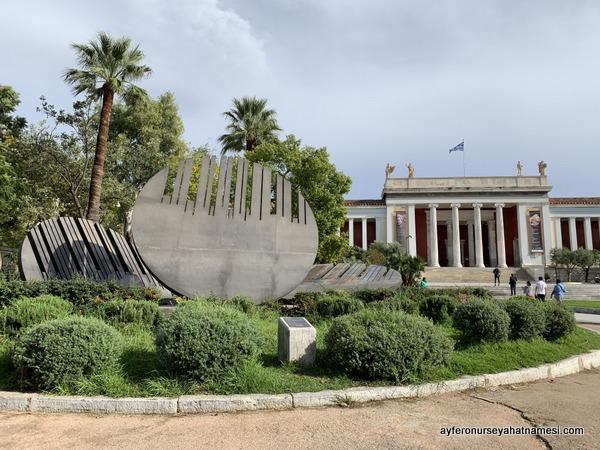 Atina Ulusal Arkeoloji Müzesi