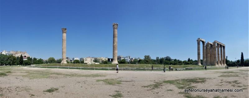 Olimpian Zeus Tapınağı
