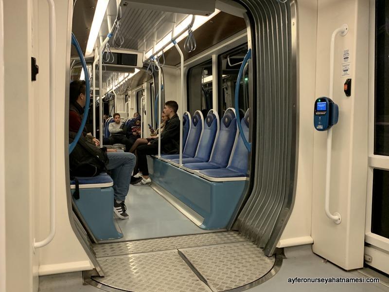 Atina tram