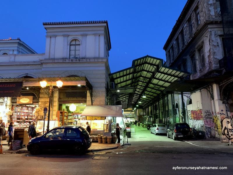 Dimotiki Agora – Varvakios Market