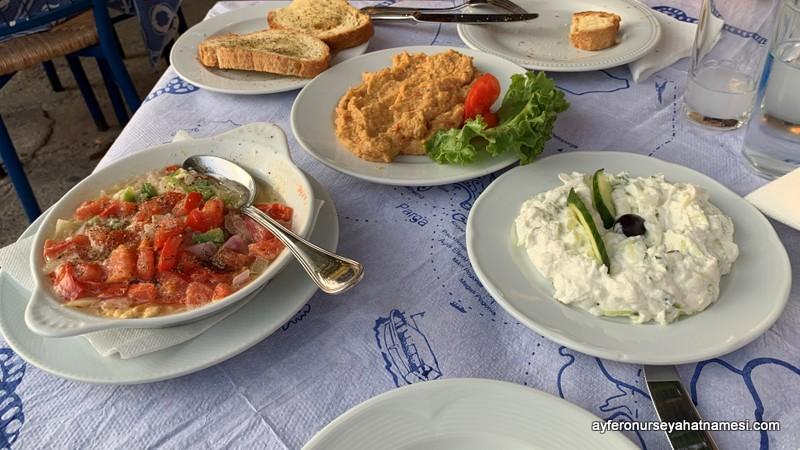 Yunan Mezeleri
