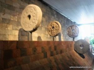 Arkeoloji Müzesi - Meksika, Pok-A-Tok çemberleri