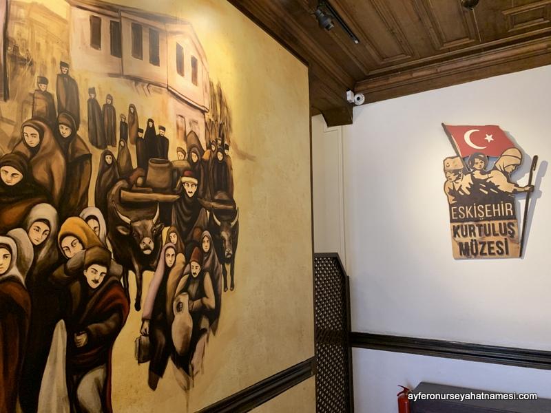 Kurtuluş Müzesi - Eskişehir