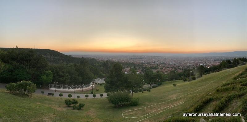 Şelale Park - Eskişehir