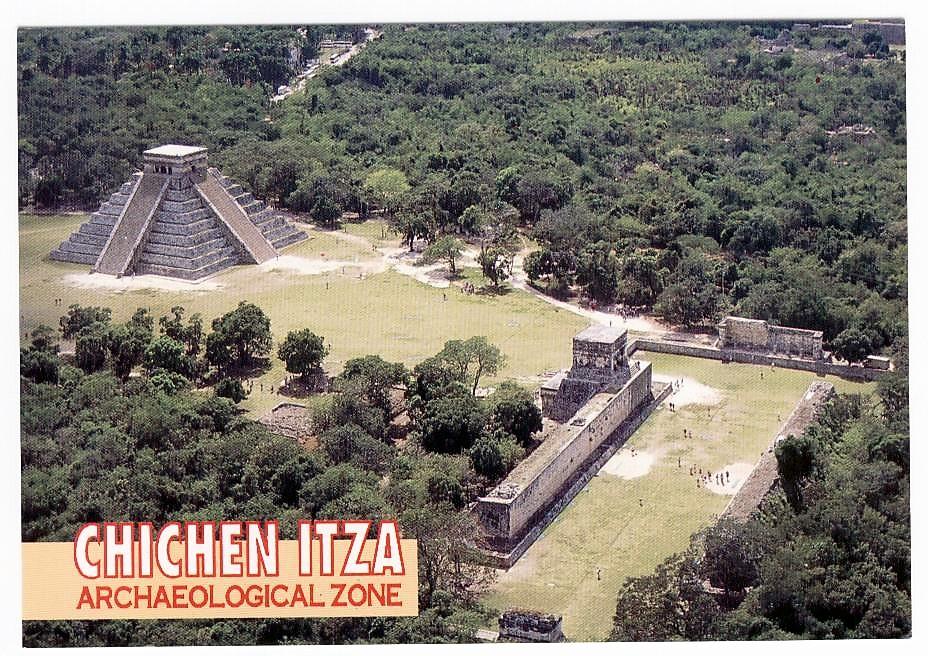 Chichen Itza - Meksika