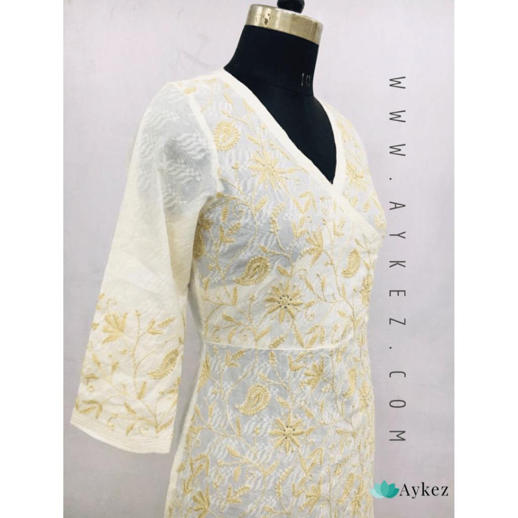 Best Hand Embroidered Anarkali